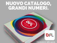 Innovazione grafica e grandi numeri. Presentato il nuovo catalogo della DFL del Gruppo Lamura