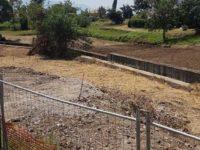 Completata la pulizia del vallone nel quartiere Molinello ad Eboli