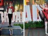 Marysol Pisaturo, giovane ballerina di Polla, è Campionessa nazionale di Flamenco a Rimini