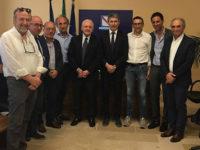 Parco Nazionale. Pellegrino e il Direttivo incontrano il Presidente della Regione Vincenzo De Luca