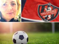 Calcio. Barbara Aumenta Sabia è il Presidente del Valdiano