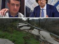 """Frana Auletta,Ministero dei Trasporti ad Anas:""""Si informi il Comitato Ponte Nuovo sullo stato dell'arte"""""""