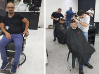 """Teggiano:grande successo al corso per acconciatori """"The Cube"""" organizzato dal parrucchiere Cono Tropiano"""