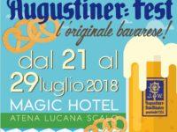 """Al via l'estate del Magic Hotel di Atena Lucana. Dal 21 luglio si parte con la """"Festa della Birra"""""""