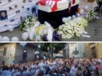 Dolore e commozione a Rofrano per l'ultimo saluto a Pasquale, il 19enne morto in mare a Palinuro