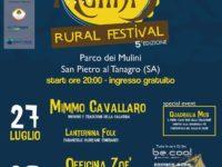 27 e 28 luglio – Le Notti dei Mulini a San Pietro al Tanagro