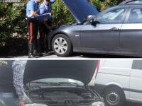 """Operazione """"Ghost Cars"""". Scoperte nel Lagonegrese 150 auto fantasma usate per compiere furti e rapine"""