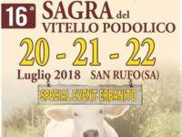 All'Erbanito di San Rufo la 16^ edizione della sagra del vitello podolico con lo Special Event equestre