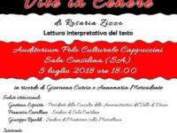 Sala Consilina: domani rappresentazione teatrale in ricordo delle vittime del rogo Bimaltex