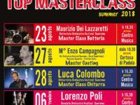 Da Centro Musica Store un'estate di Masterclass con i musicisti dell'Orchestra di Sanremo
