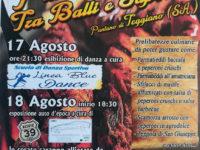 17 e 18 agosto – Pantano tra Balli e Sapori – a Pantano di Teggiano