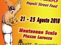Dal 21 al 25 agosto – in Piazza Larocca a Montesano Scalo – RE PANUOZZO Napoli Street Food