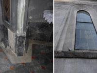 """""""La chiesa di Santa Croce a Sapri è pericolante"""". Il parroco chiude la struttura e sospende le attività"""