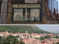 A Buonabitacolo spunta una foto di Mussolini in divisa nella bacheca della Pro Loco