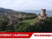 """Domani l'""""Archeotreno"""" parte da Napoli verso le mete archeologiche e turistiche di Ascea e Sapri"""