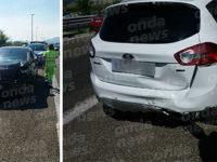Incidente sull'A2 del Mediterraneo tra Padula e Lagonegro. Coinvolte due auto