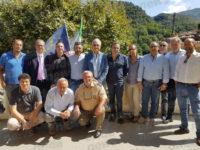 """Riaperta al traffico la S.P.16 a Torraca. Canfora: """"Una delle priorità della Provincia di Salerno"""""""