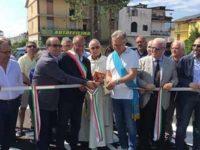 Inaugurato il nuovo collegamento veloce con l'uscita Strada Statale 598/Ospedale di Villa D'Agri