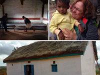 Un gruppo di detenuti ricostruisce chiesa in Madagascar. Ad aiutarli una donna originaria di Morigerati