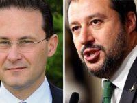 Atto intimidatorio contro un bar a Sanza. Interrogazione dell'On. Edmondo Cirielli al Ministro Salvini