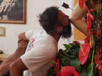 Emozioni e grande partecipazione alla Corsa a piedi nudi dal Monte Serra San Giacomo a Salvitelle