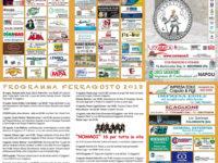 """Programma ricco di eventi per il """"Ferragosto Caggianese"""". Il 15 agosto i Nomadi in concerto"""