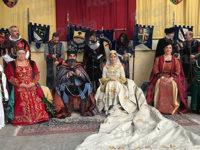 """Teggiano: """"Alla Tavola della Principessa Costanza"""" continua all'insegna del successo e dell'emozione"""
