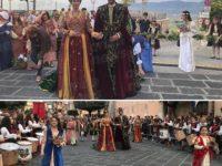 """Apre i battenti con un grande successo la XXV edizione de """"Alla Tavola della Principessa Costanza"""""""