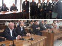Tribunale di Lagonegro. Si è ufficialmente insediato il nuovo Presidente Luigi Pentangelo