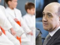 Karate contro il cancro nei bambini. La terapia del prof. Antonio Ruggiero di Sant'Angelo Le Fratte