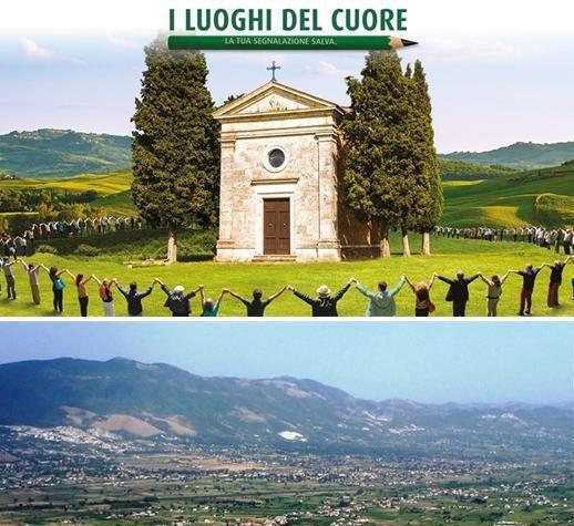 """""""I Luoghi del Cuore"""".Le bellezze del Vallo di Diano tra quelle da salvare con il Fondo Ambiente Italiano"""