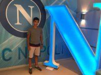 Dalla Salernitana al Napoli. Il giovane Nico Valisena di Caggiano insegue il sogno da calciatore