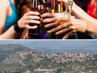 Minorenni e bevande alcoliche. A Caggiano un'ordinanza vieta la vendita durante gli eventi estivi