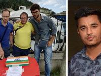 La comunità di Bella raccoglie oltre 3mila euro per il rientro in India della salma di Jimmy