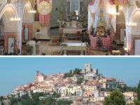 Santuario dell'Immacolata di Buccino a rischio crollo. Il sindaco Parisi lo interdice al culto