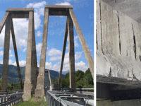 """Viadotto Carpineto I a Vietri di Potenza. Anas:""""E' monitorato di continuo, non c'è allarme"""""""