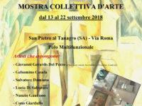 San Pietro al Tanagro: da domani al 22 settembre la Mostra Collettiva d'Arte di artisti locali