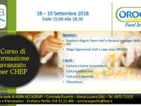 Atena Lucana: all'Adra Academy un corso di formazione per chef sulle modalità di cottura