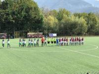 Calcio. Per il Valdiano un buon pari sul campo della Virtus Avellino, a segno Doukoure