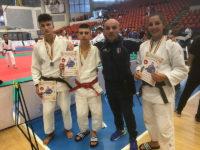 La New Kodokan di San Pietro al Tanagro conquista il podio al Torneo Internazionale di Judo in Romania