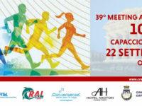 A Capaccio Paestum domani si corre il 39° Meeting nazionale ANCA.M di podismo