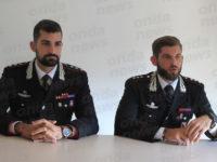 Cambio al vertice della Compagnia Carabinieri di Sapri. Il Capitano Calcagnile al posto di Zitiello