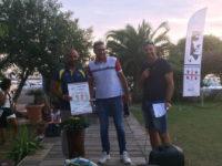 Mariano Bifano, campione di canoa di Policastro, conquista l'Ohana Mana Cup in Sardegna