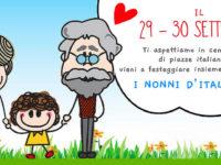 """""""Festa dei nonni"""" UNICEF. Oggi e domani volontari in piazza a Sala Consilina e Monte San Giacomo"""