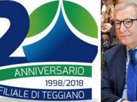 Banca Monte Pruno celebra i 20 anni della Filiale di Teggiano.Intervista al Direttore Michele Albanese