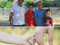 Lieto fine per Atika. Grazie alla solidarietà del Cilento riporta i figli dal Marocco in Italia
