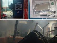 Fanno esplodere uno sportello bancomat a Campagna. Bottino di circa 7000 euro