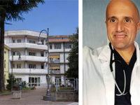 L'ospedale di Polla si rafforza, arriva un nuovo cardiologo. Si tratta del dottor Giuseppe Colangelo