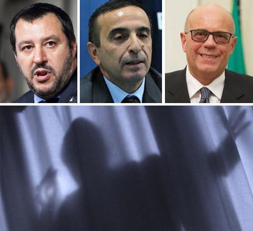 Ondata di furti a Buccino,Auletta e Salvitelle. I cittadini scrivono a Salvini,al Prefetto e al Questore