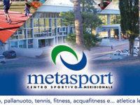 San Rufo: domani alla Metasport una giornata dedicata allo sport con l'Open Day